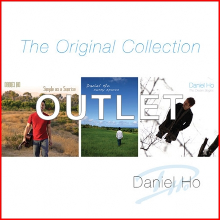 【OUTLET】CD|ダニエルホー|The Original Collection